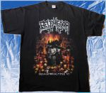 Preview: Belphegor-Shirt - Pestapokalypse VI