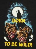 Preview: T-Shirt Born to be wild