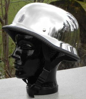 Helm Chrome RedBike