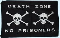 Flagge Death Zone