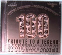 CD -100-TRIBUTE TO A LEGEND