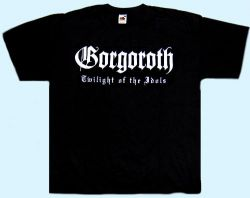 GORGOROTH-Shirt - Twilight of ...