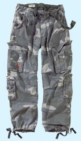 Airborne Vintage Trousers nightcamo