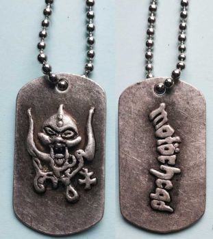 Dog Tag Motörhead