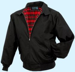 Original Harrington-Jacke Winter