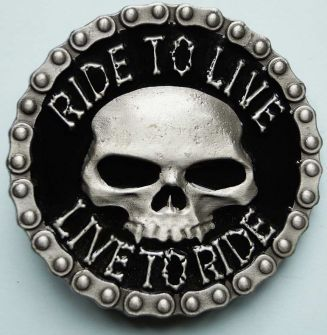 Buckle Ride to live