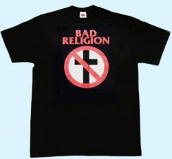 Bad Religion-Shirt - Cross
