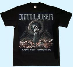 Dimmu Borgir- Shirt - Death Cult