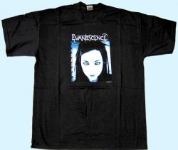 Evanescence - Shirt -Album