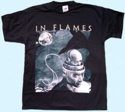 In Flames - Shirt-Soundtrack