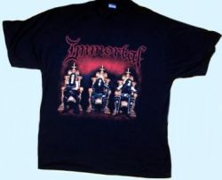 Immortal-Shirt- Demons of metal
