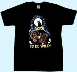 T-Shirt Born to be wild