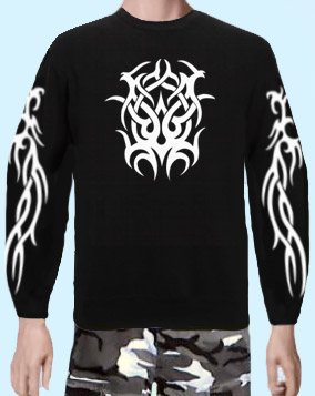 Sweatshirt Tribal