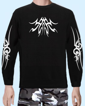 Sweatshirt Tribal Mex