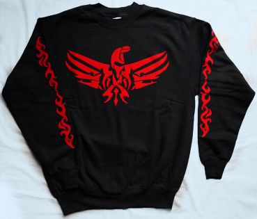 Sweatshirt Tribal Adler