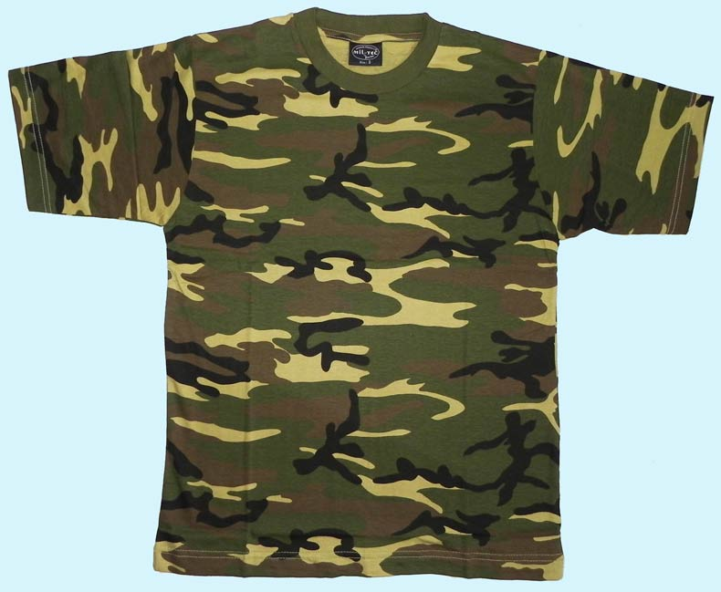 Tarn Shirt woodland