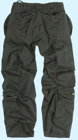 Infantry Cargo Trousers