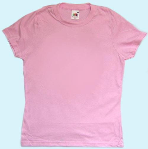 Lady-Fit Shirt rose