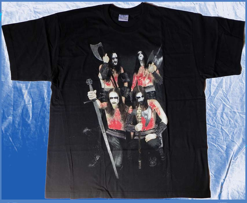 Dark Funeral -Shirt - Ineffable Kings