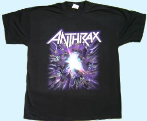 Antrax -Shirt - We've come..