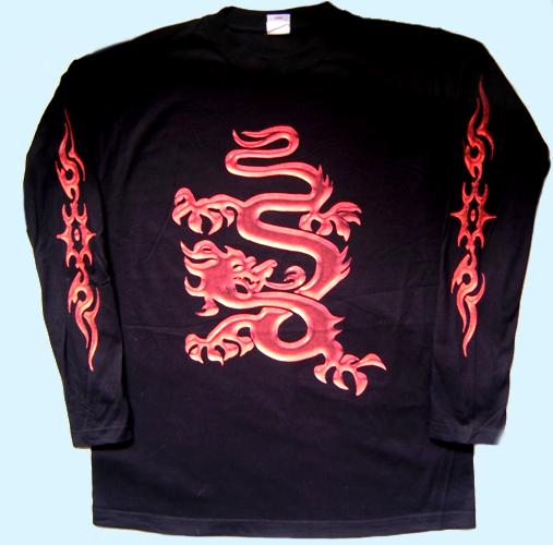 Longsleeve China Tribe