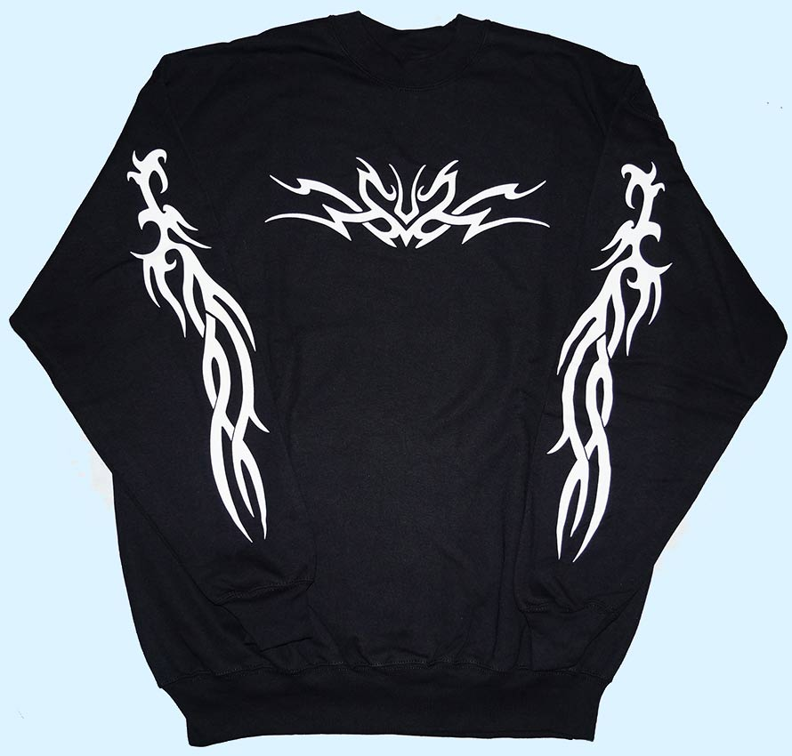 Sweatshirt Tribal Shine