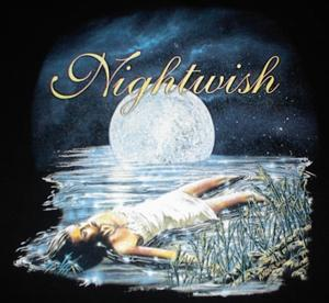 Nightwish -Shirt- Oceanborn
