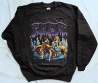 Sweatshirt Indianer-Landschaft