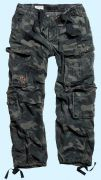 Airborne Vintage Trousers blackcamo Surplus